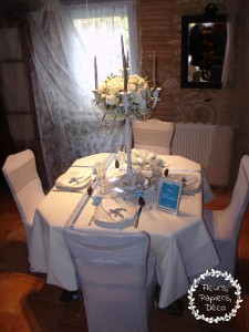 décoration table chandelier toulouse, location chandelier toulouse, location chandelier albi, location chandelier montauban